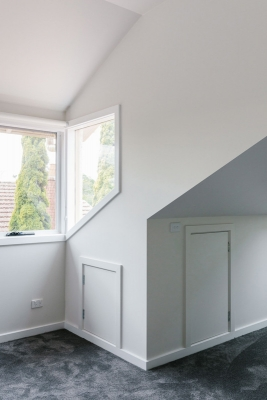 Mansard Loft Conversion London Project Work 2019