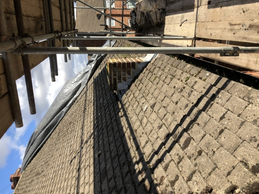 Hip to Gable Loft Conversion Work 2019 Project